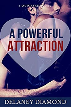 Powerful Attraction Quicksand Book ebook product image