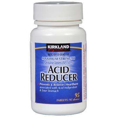 Generic Ranitidine (Maximum Srength Acid Reducer Ranitidine 150mg/95 Tablets-Compare to Zantac 150® (Pack of 2))