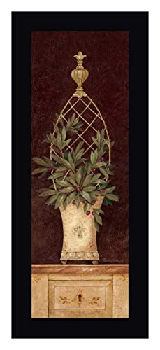 Olive Topiary I by Pamela Gladding - 16