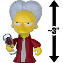 "Mr. Burns Dracula (RARE): ~3"" The Simpsons Treehouse of Horror x Kidrobot Mini-Figure Series"