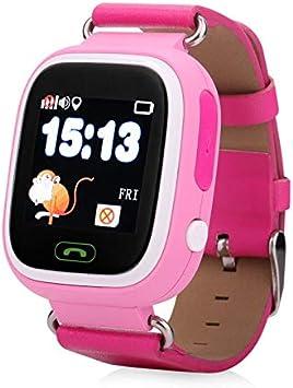 Smartwatch con GPS + WiFi y Llamadas Wonlex GW100 Original para ...