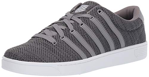- K-Swiss Men's Court Pro II T CMF Sneaker Stingray/Black/White 9.5 M US