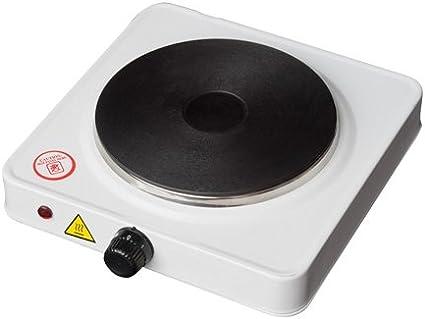 Palson 2700014 - Hornillo electrico 1 Placa 1500W: Amazon.es ...