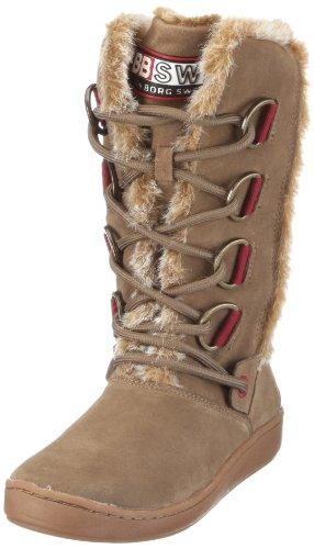 Femme 01 Chaussures Footwear 1141077901 Watson Björn Basses sable Beige Borg q07xUaP