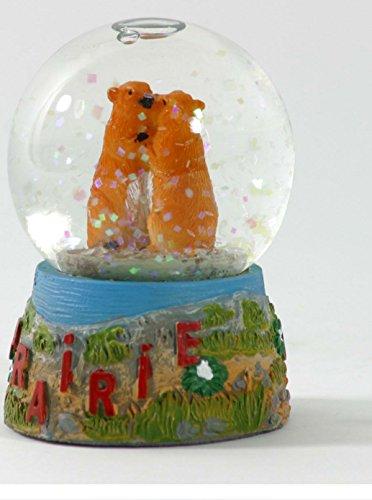 South Dakota Snowglobe waterball Prarie Dogs