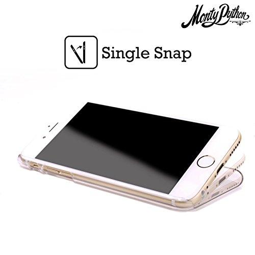 Officiel Monty Python Aucun Ne Passera Art Clé Étui Coque D'Arrière Rigide Pour Apple iPhone 3G / 3GS