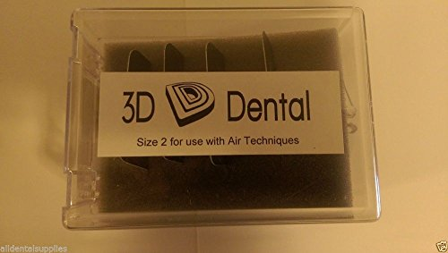 House Brand XR952 Phosphor Imaging Plates Air Techniques Type #2 4/Pk by 3D Dental