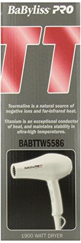 BaBylissPRO Tourmaline Titanium 5000 Dryer