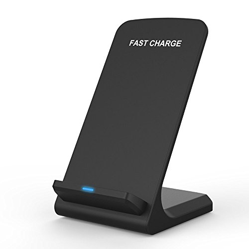 Wireless Mifanstech Charging QI Enabled Devices Black product image