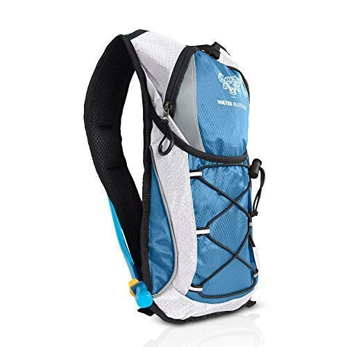 Hydration Backpack & 2 Liter Water Bladder | Camelback Pack | Lightweight & Keeps Water Cool for Up to 5 Hours