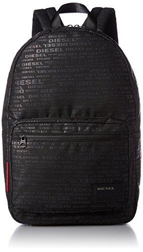 Diesel Men's Discover Backpack, allover logo, One Size