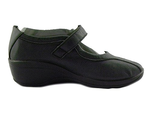 Arcopedico Women's Trainers Black 4YBcShok3T
