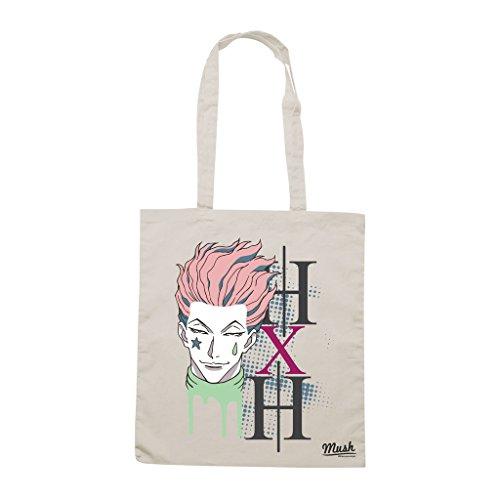 Borsa HUNTER X HUNTER HISOKA VOLTO - Sand - CARTOON by Mush Dress Your Style