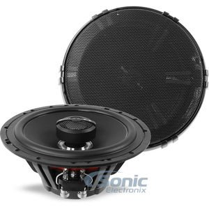 MB Quart - ZK1-116 6.5 Inch Nautic Speaker System, Marine Certified, Mid-Range, IPX67 Tested, Water Resistant,Boat, ATV, RV, Off-Road Speakers