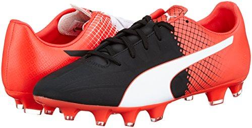 Wht Football Pour Homme blk Noir De F6 Chaussures 4 5 Es Fg Puma Red wx8T0q7T