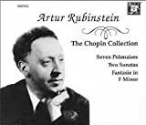 Artur Rubinstein: The Chopin Collection~ Seven Polonaises, Two Sonatas and Fantasie in F Minor