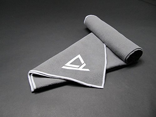 Hot Yoga Towel by Crush Yoga