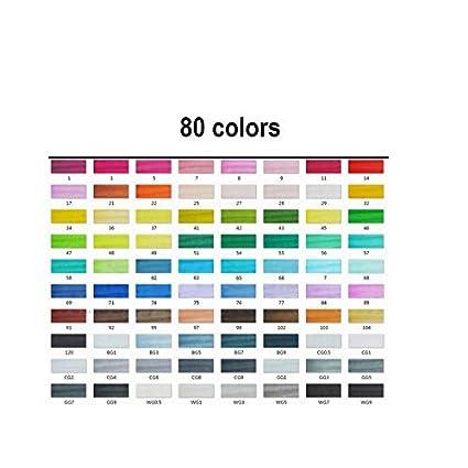 Marcador de arte para adultos y niños, rotulador para colorear con ...