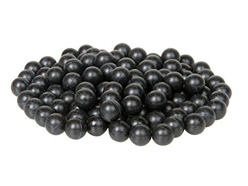 43 Caliber Black Rubberballs 500 count
