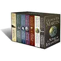 A Song of Ice and Fire - A Game of Thrones: The Complete Boxset of 7 Books