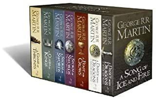 A song of ice and fire : The Complete Box Set of All 7 Books (0007477155) | Amazon price tracker / tracking, Amazon price history charts, Amazon price watches, Amazon price drop alerts