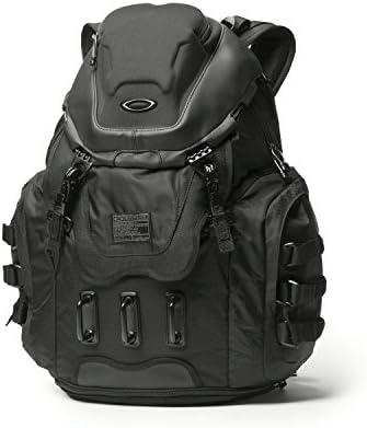 Oakley Men's Kitchen Sink Backpack, Stealth Black, One Size