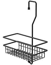 LM 196 Douchemand om op te hangen, doucheplank zonder boren voor de badkamer, epoxy gecoat