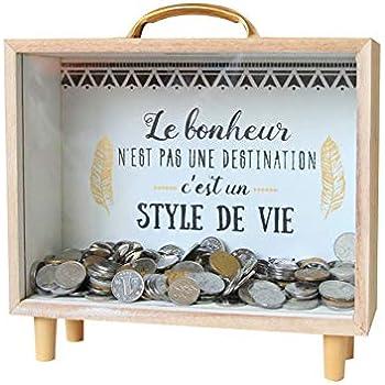 Amazon.com: Whthteey Shadow Box - Estuche de madera ...