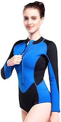 Whhhherr Siamese Slim Bikini Traje de Buceo Traje de Surf Traje de ...