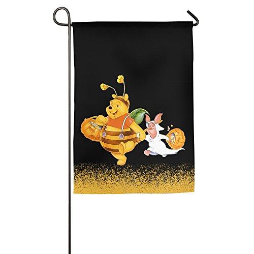 Home Garden Flags Winnie The Pooh Halloween
