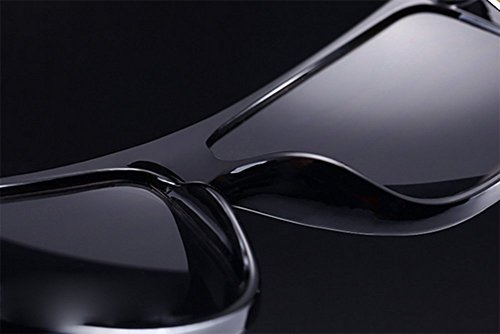 A De Lunettes Automobile De Soleil verres Hommes Polarisant Lunettes Fashion Conduite 1PWwgTaq