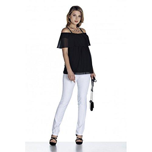 Dressing Maternity - Camiseta - para mujer negro