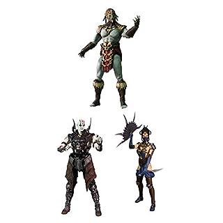 "Mortal Kombat X Series 2: 6"" Action Figure Set of 3"