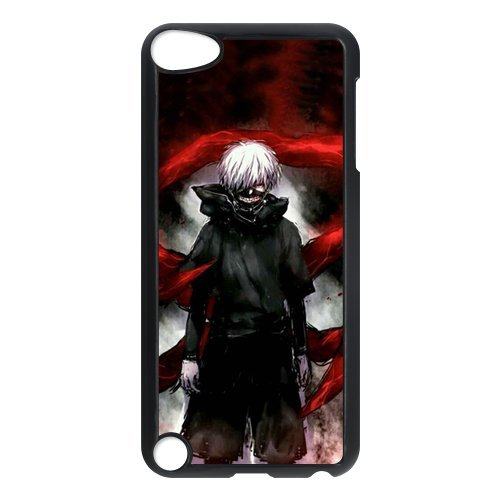 Hard Plastic Protector Tokyo Ghoul Snap On Cover Case For Ipod Touch 5,5th Generation,Fashion Protection Tokyo Ghoul Design Hard Cover Case For iPod Touch 5th Generation