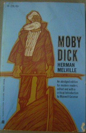 Moby Dick, Abridged Edition, Washington Square Press (1964)