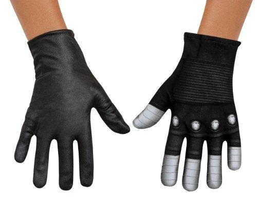 Disguise Marvel Captain America Winter Soldier Movie 2 Winter Child Gloves Std ()