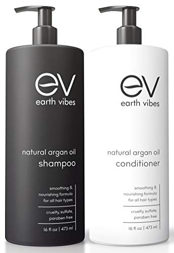 Earth Vibes Organic Moroccan Conditioner