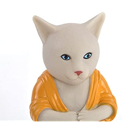 Archie McPhee Dashboard Cat Buddha by Archie McPhee - Accoutrements: Toys & Games
