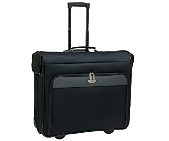 "44"" Wheeled Garment Bag in Black"
