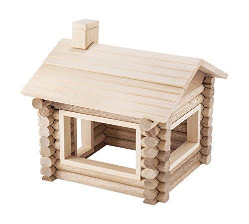 - Cute Logs Building Blocks For Toddlers - Wood Blocks For Kids. 77 PCS Wooden learning set develops imagination, creativity. Unique Gift for 3-7 years old boys, girls. Invest in your children today.