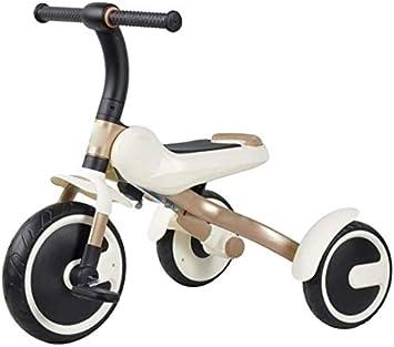 Linashop Tres Ruedas de Bicicletas de Scooter Niños, Motos Plegable for niños, conmutable Entre pie y Sentado, Kick Scooter rápido Folding│for Mayor niños Adolescentes Adultos pequeños