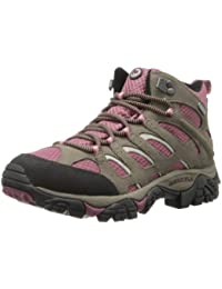 Amazon.com: Pink - Hiking Boots / Hiking & Trekking: Clothing ...