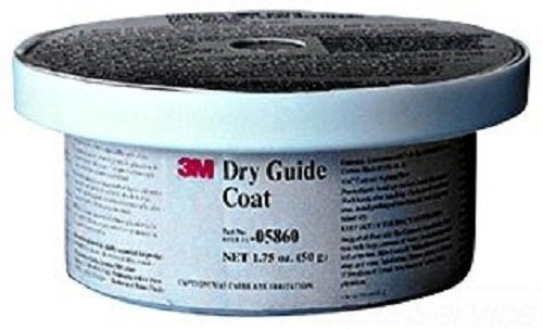3M 5860 Dry Guide Coat Cartridge & Kit 50 Gram Dry Guide Coat Cartridge