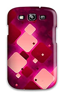 Ultra Slim Fit Hard ZippyDoritEduard Case Cover Specially Made For Galaxy S3- Ios Parallax9