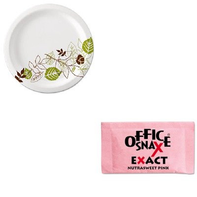 kitdxeux9wspkofx00061-value-kit-office-snax-nutrasweet-pink-sweetener-ofx00061-and-dixie-pathways-me