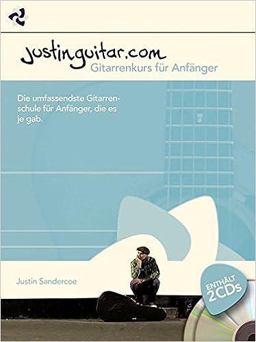 Justinguitar.com - Gitarrenkurs Für Anfänger