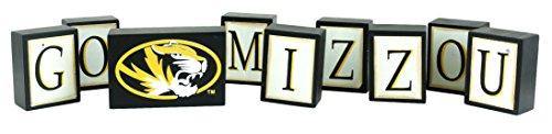 Hanna's Handiworks University of Missouri Go Mizzou Collectible Block Set by Hanna's Handiworks (Image #1)