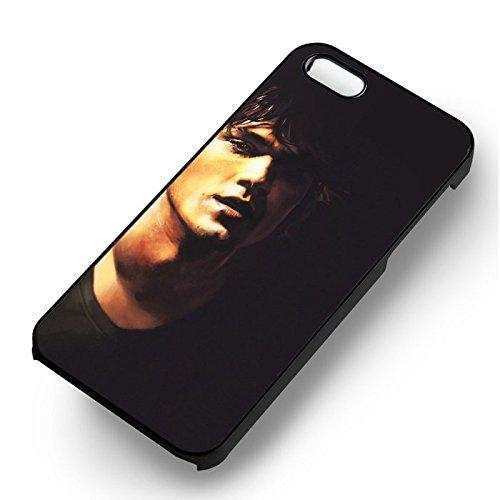 Art Of Sam Winchester pour Coque Iphone 7 Case (Noir Boîtier en plastique dur) V5V9SY