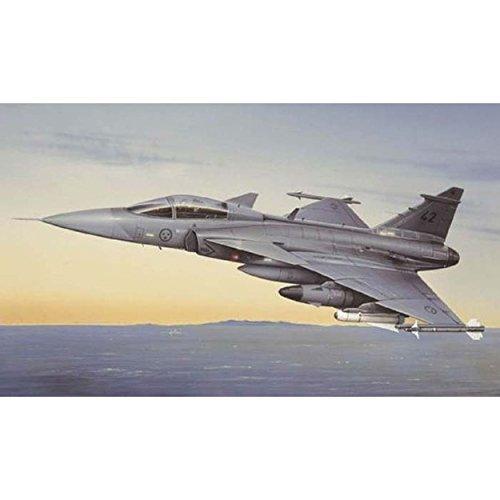 la mejor selección de Saab JAS JAS JAS 39A Gripen Swedish AF 1 48 Model Airplane Italeri by Italeri  100% garantía genuina de contador