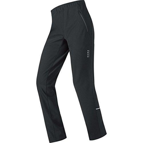 Gore Running Wear Men's Essential SO Pants (Black, Large)